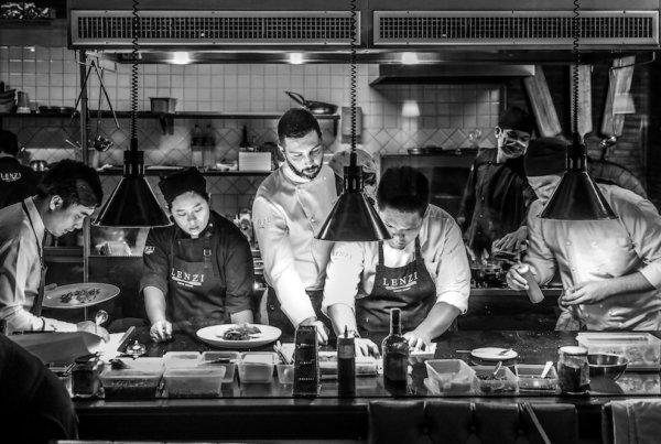 Schritte zur perfekten Küchenmannschaft