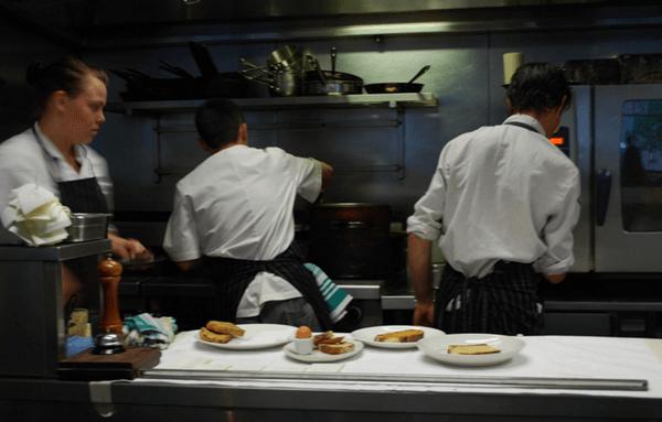 Ratschläge für Köche für eine Beförderung