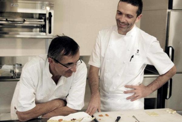 Gronda - Sebastian Bras gibt Michelin stern zurück