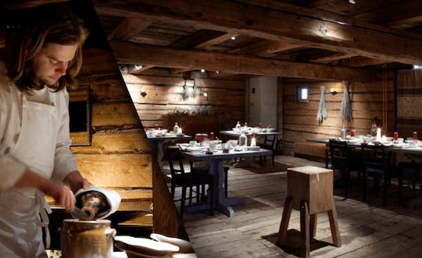 Magnus Nielsson Restaurant Fäviken