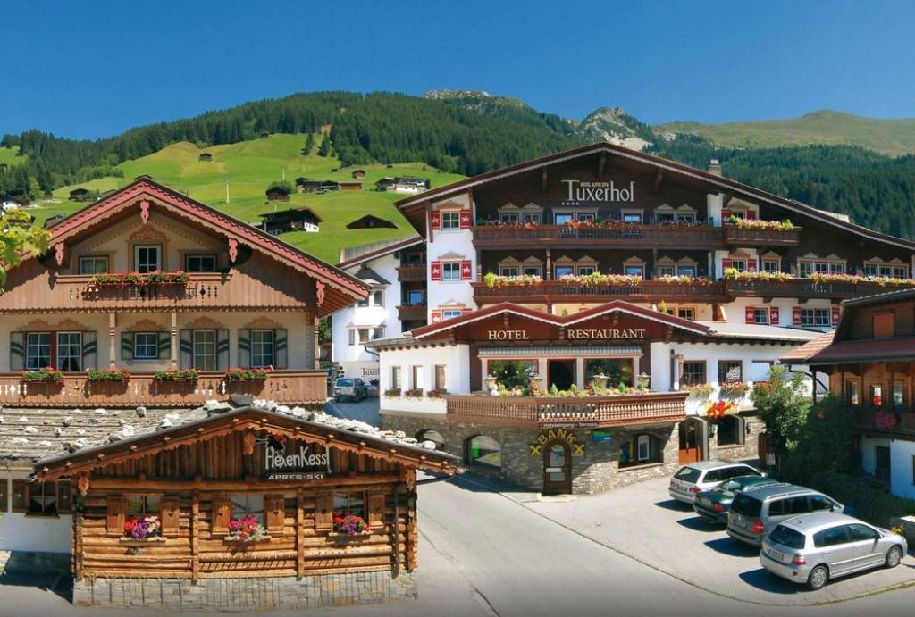Hotel Alpin Spa Tuxerhof
