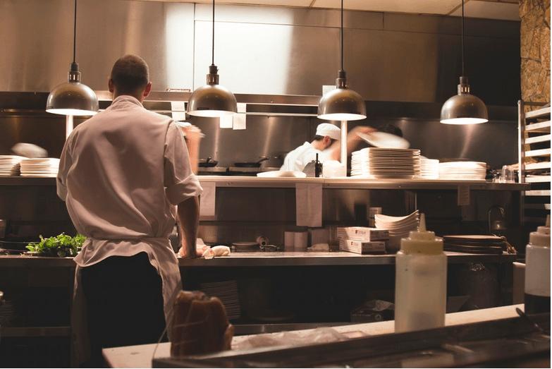 10 Gebote für Vorbereitung in der Küche