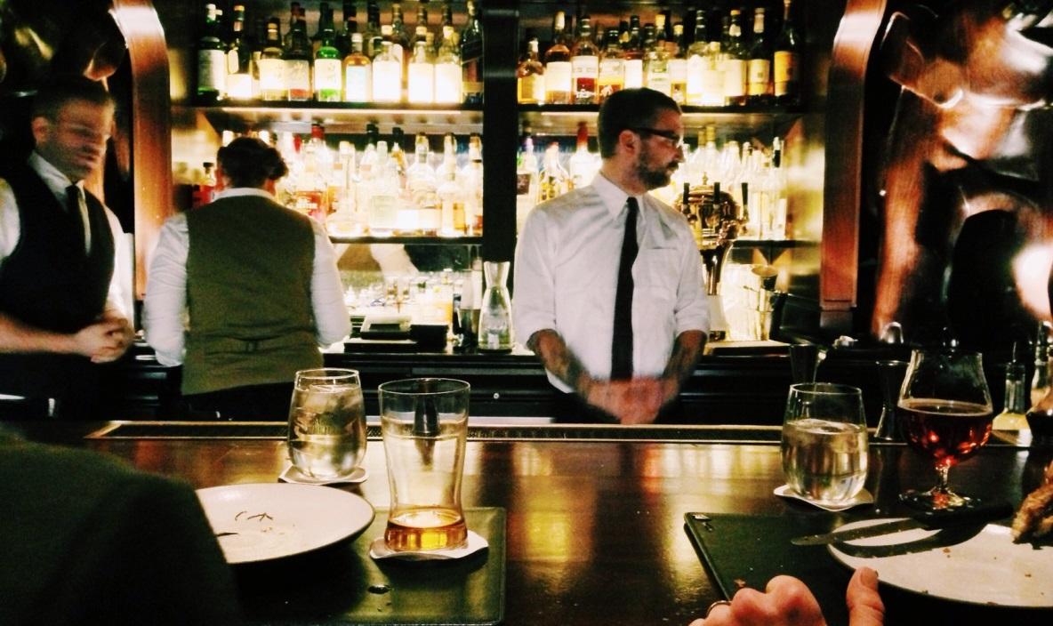 Kellner haben den stressigsten Job der Welt
