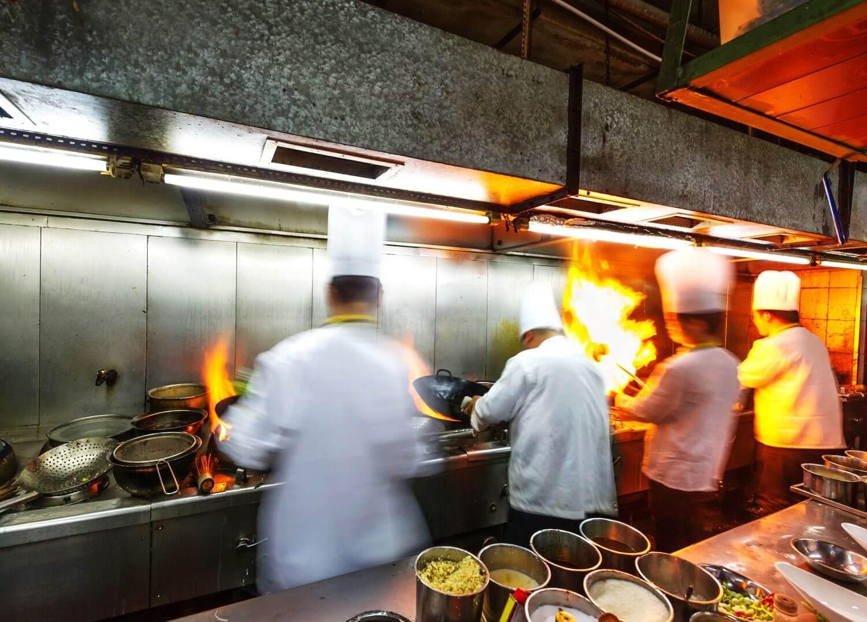 Was Menschen NIEMALS verstehen werden, die noch nie in der Küche gearbeitet haben