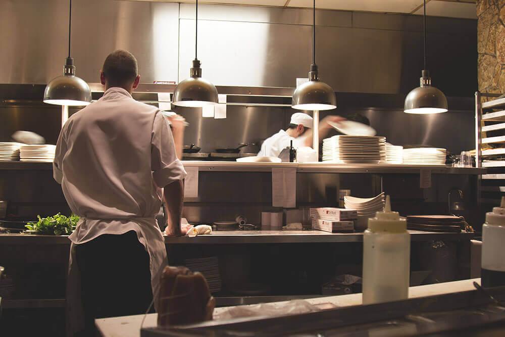 besseres Verhältnis zu Köchen
