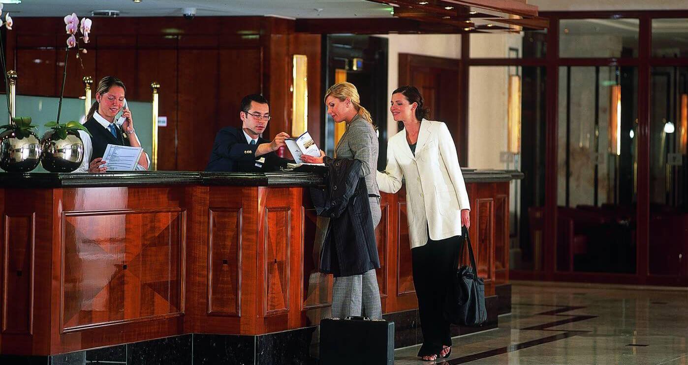 10 Gründe, warum wir es lieben in einem Hotel zu arbeiten