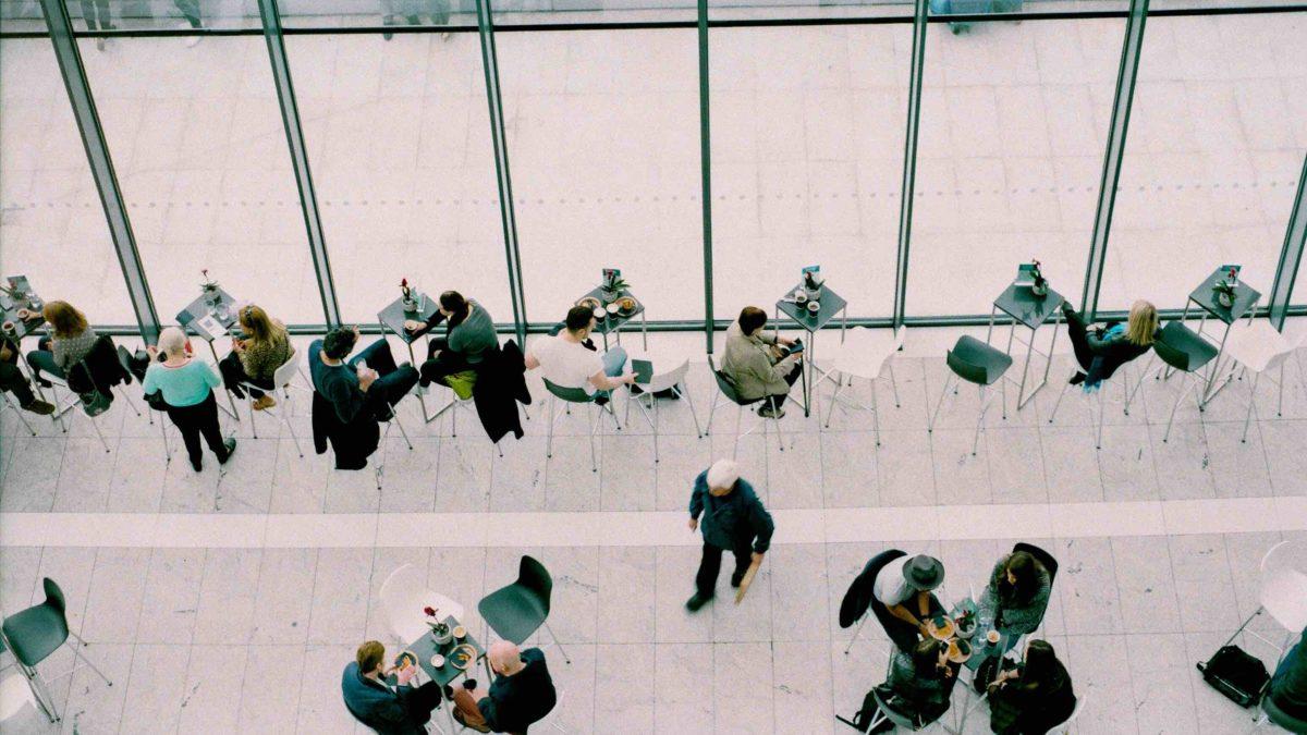 Menschen Netzwerk Jobboerse Gastronomie Karrierenetzwerk