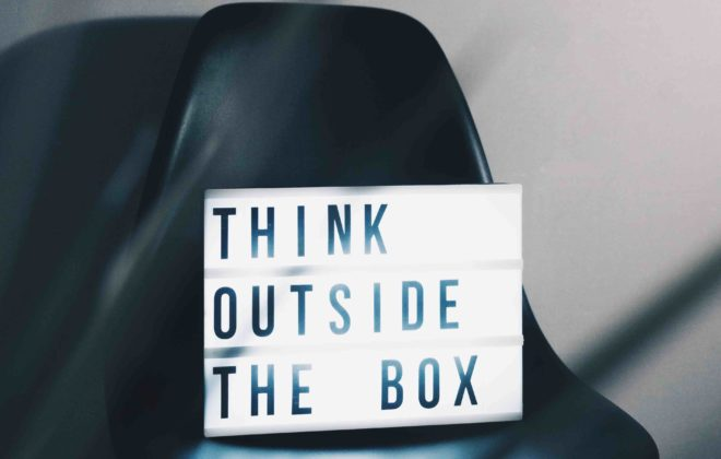 Guerilla Recruiting Think outside the box