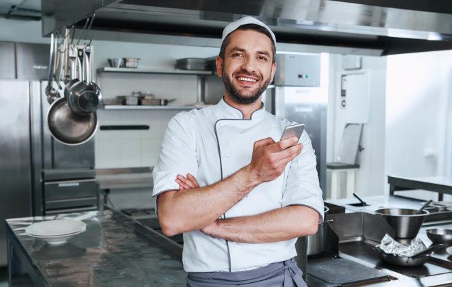 Apps für Gastronomen